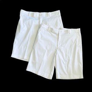 Nike Golf Tour Performance Dri-Fit white Shorts -2